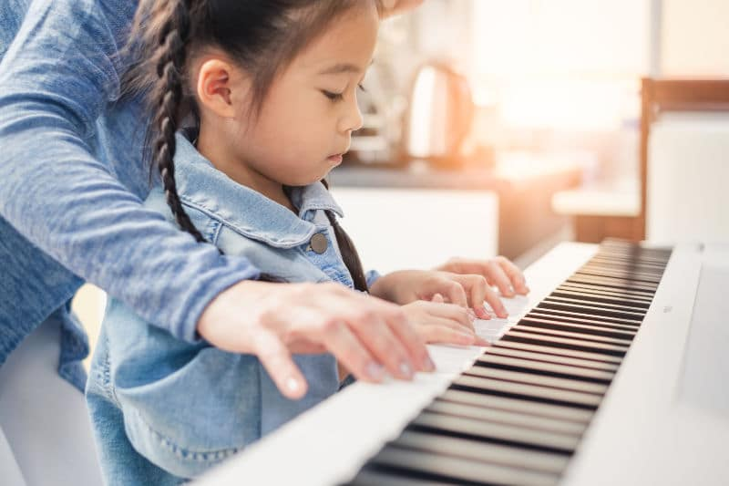 Childrens music lessons