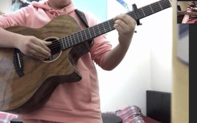 Guitar Lessons – Halesowen