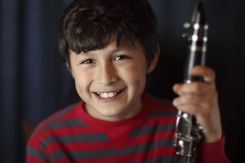 Clarinet lessons Halesowen