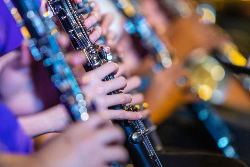 clarinet online tuition