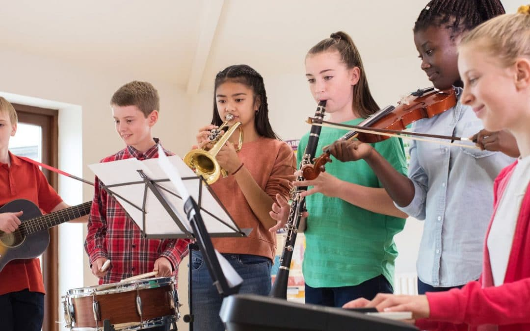Why Do Music Lessons Suffer at School?
