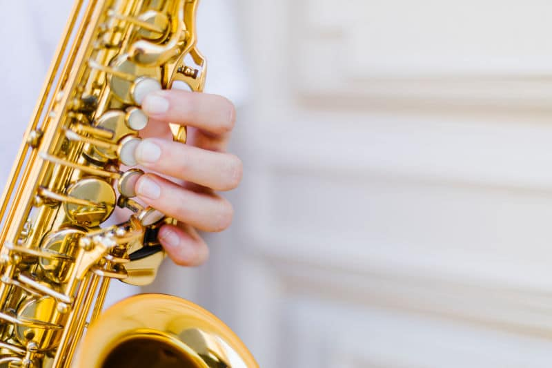 saxophone tuition online