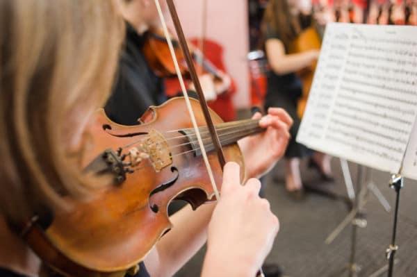 violon lessons Dudley